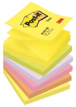 Bloček Z Post-it R330NR, 76x76 mm, 6x100 lístků