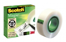 Páska Post-it 810 Scotch Magic Invisible, 19 mm x 33 m