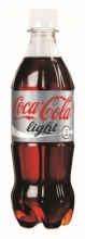 Nápoj Coca-Cola light 0,5 l